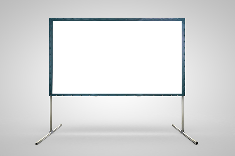 Fastfold-Projector-Screen